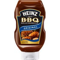 Molho Barbecue Heinz 538g - Cod. 7896102503852