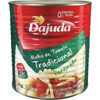 Molho de Tomate D'Ajuda Peneirado Lata 3,1Kg - Cod. 7896054904875