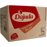 Molho de Tomate D'Ajuda Pizza Bag 3kg - Cod. 7896054907142