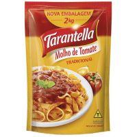 Molho de Tomate Peneirado Tarantella 2kg - Cod. 7896036097885