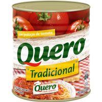 Molho de Tomate Quero Tradicional 3,1kg - Cod. 7896102512076