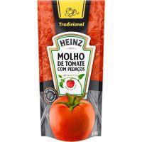 Molho de Tomate Tradicional Heinz 340g - Cod. 7896102593051