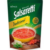 Molho de Tomate Tradicional Salsaretti 2kg - Cod. 7891080148712