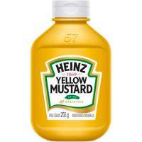 Mostarda Tradicional Heinz 255g - Cod. 7896102503715