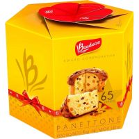 Panettone Bauducco 4kg - Cod. 7891962000077