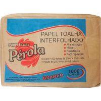 Papel Toalha Branco Pérola 21X20cm - Cod. 7898928151552