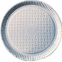 Prato Laminado N9 - 40cm Pitpratos   Pacote com 10 unidades - Cod. 7898946666434