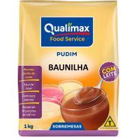 Pudim de Baunilha Qualimax 1kg - Cod. 7891122113241