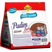 Pudim Lowçucar Zero Chocolate 200g - Cod. 7896292005105