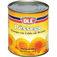 Pêssego em Calda Olé 450g - Cod. 7891032016106