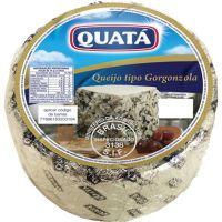 Queijo Gorgonzola Inteiro Quatá 3kg - Cod. 7896183203184