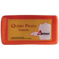 Queijo Lanche Diminas 3Kg - Cod. 7897256000259