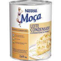 Recheio e Cobertura Leite Condensado Moça Nestlé 2,6Kg - Cod. 7891000027387