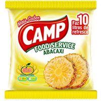 Refresco Camp Abacaxi Faz 10L 150g - Cod. 7898027650826
