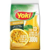 Refresco em Pó Yoki Chef Line Maracujá faz 13L 300g - Cod. 7891095020690