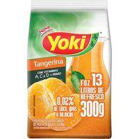 Refresco em Pó Yoki Chef Line Tangerina faz 13L 300g - Cod. 7891095020706