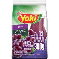 Refresco em Pó Yoki Chef Line Uva faz 13Lt 300g - Cod. 7891095020713