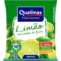 Refresco Limão Qualimax 1kg - Cod. 7891122113036