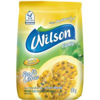 Refresco Wilson Maracujá Faz 10L 450g - Cod. 7896054904783