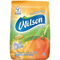 Refresco Wilson Tangerina Faz 10L 450g - Cod. 7896054904806