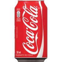 Refrigerante Coca-Cola 350ml | Caixa com 12 Unidades - Cod. 7894900010015C12