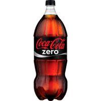 Refrigerante Coca-Cola Zero 2L | Caixa com 6un - Cod. 7894900701517C6