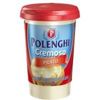 Requeijão Cremoso Polenghi 200g | Caixa com 12 Unidades - Cod. 7891143013179C12