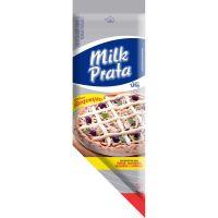 Requeijão Milk Prata Tradicional Bisnaga 1,8kg - Cod. 7896825400872