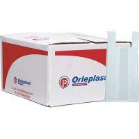 Sacola Plástica Slim LL Oreplast 30x40 | Pacote com 1000 Unidades - Cod. 7897257101603