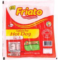 Salsicha Hot Dog Friato 5Kg - Cod. 7896733303494