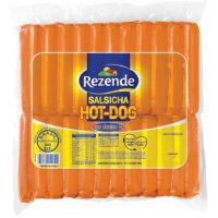 Salsicha Hot Dog Rezende 5Kg - Cod. 7894904577859