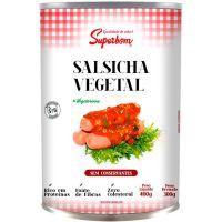 Salsicha Vegetal Superbom 400g - Cod. 7896024800602