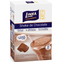 Shake de Chocolate Sucralose Linea 400g - Cod. 7896001260733C12