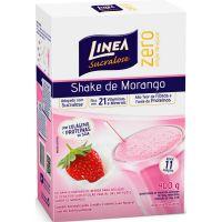 Shake de Morango Sucralose Linea 400g - Cod. 7896001260726C3