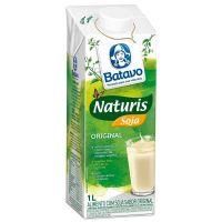 Suco Pronto Soja Original Naturis 1L | Caixa com 12un - Cod. 7891097014529C12