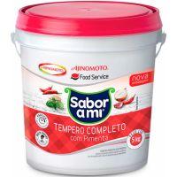 Tempero Completo Sabor Ami Ajinomoto com Pimenta 5Kg - Cod. 7891132002030