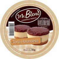 Torta Holandesa Mr Bey 80g - Cod. 7898276520741