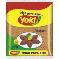 Trigo Para Kibe Yoki 5Kg - Cod. 7891095417759