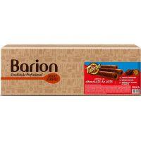 Tubetes Wafer Cobertura De Chocolate Ao Leite Barion 1,6Kg - Cod. 7896018210714