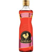 Vinagre Balsâmico Branco Gallo 250ml - Cod. 5601252109319C6