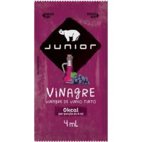 Vinagre Junior Sachê 200 X 4 Ml - Cod. 17896102815150C1