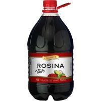 Vinagre Vinho Tinto Rosina 4,9L - Cod. 7896267701155