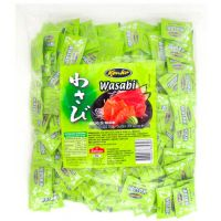 Wasabi em Pasta Sachê Kenko 2,5g com 300 Unidades - Cod. 7896007834327