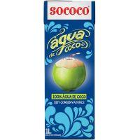Água De Coco Sococo 1L - Cod. 7896004401409