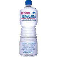 Álcool 92,8° Araucária 1L - Cod. 7898172662101C12