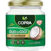 Óleo de Coco Extra Virgem Copra 200ml - Cod. 7898905356567