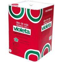 Óleo de Soja Refinado Violeta 18L - Cod. 7896043000090