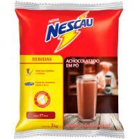 Achocolatado Pó Nescau 2kg - Cod. 7891000242599