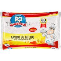 Amido de Milho PQ Alimentos 1kg - Cod. 7896635503459