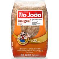 Arroz Integral Tio João 1kg - Cod. 7893500018537